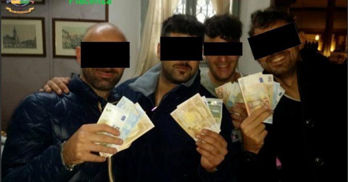 """Carabinieri arrestati a Piacenza, l'orgia con le escort in caserma e la scatola della terapia per la droga. Il Gip: """"Come un romanzo noir"""""""