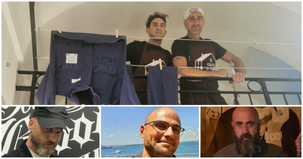 """La seconda vita degli operai che hanno abbandonato l'Ilva di Taranto: """"Ora arte, cibo e turismo. Il posto fisso? Va bene per i film di Zalone"""""""