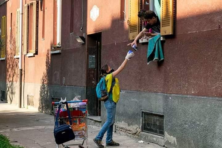 Foto Brigata Gerda Taro. Paolo Marelli- www.lagart.org