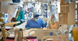 Coronavirus, 20.884 nuovi casi con 358.884 tamponi. Nuovo aumento dei ricoverati, oltre 220 ingressi in terapia intensiva. Morti in 347
