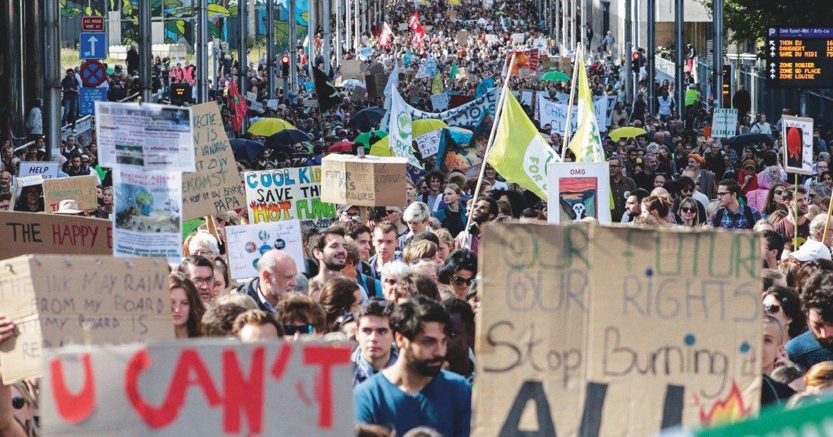 "Pure le Ong ambientaliste scontente: ""Zero impegni"""