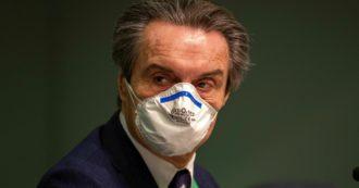 """Caso camici, mozione di sfiducia dal centrosinistra contro Fontana: """"Ormai a fine corsa"""". Solo Iv lo assolve: """"Noi non firmiamo"""""""