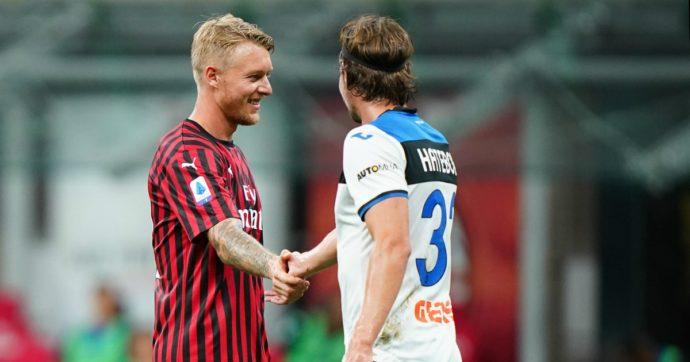 Milan-Atalanta: in questa bizzarra serie A è stata una piacevole recita
