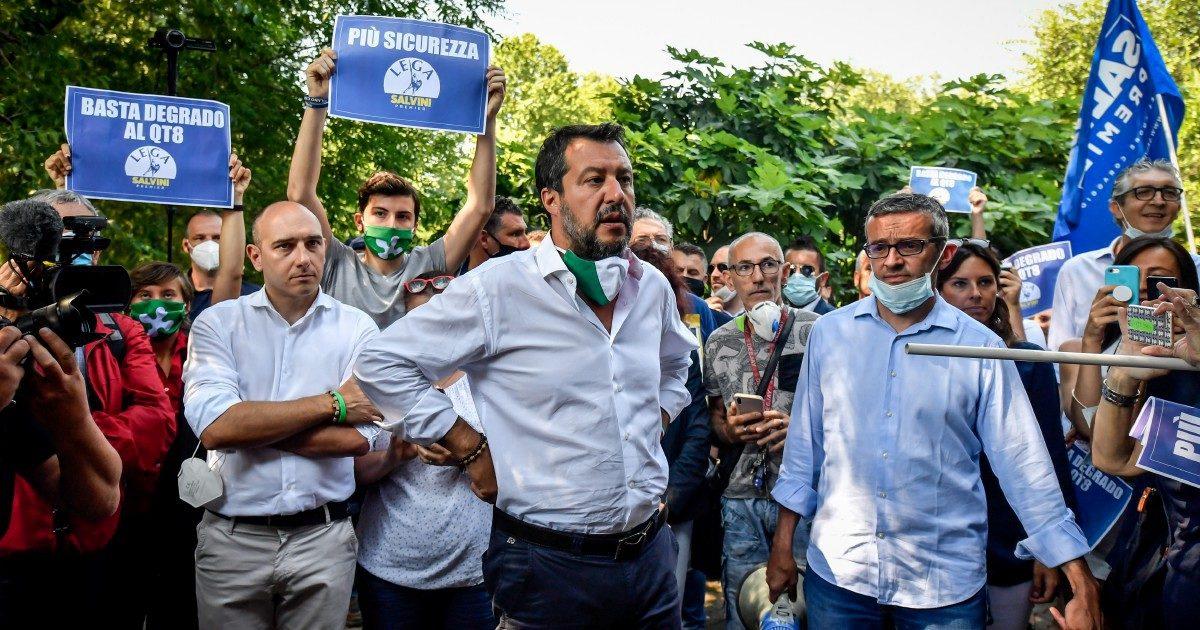 """""""Fuori chi sgarra, Salvini lo sa"""" S'indaga sulla regìa della Lega"""