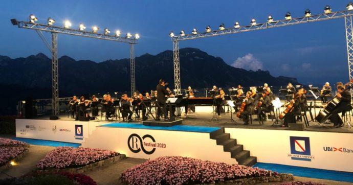 Festival di Ravello 2020, la musica non si ferma: in scena la leggenda musicale di Ennio Morricone