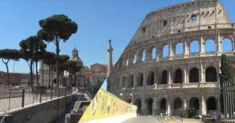 """""""Roma mai così vuota, rischio chiusura per hotel e ristoranti"""", viaggio nella Capitale senza turismo dell'estate post-lockdown. Ma c'è chi resiste"""