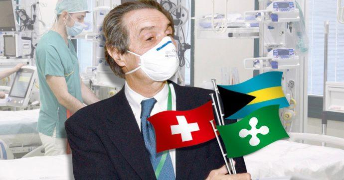 In Edicola sul Fatto Quotidiano del 26 Luglio: Lo sgovernatore della Svizzera. I conti all'estero