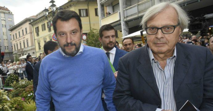 Per Salvini e Sgarbi ho un suggerimento: fate come Bacone