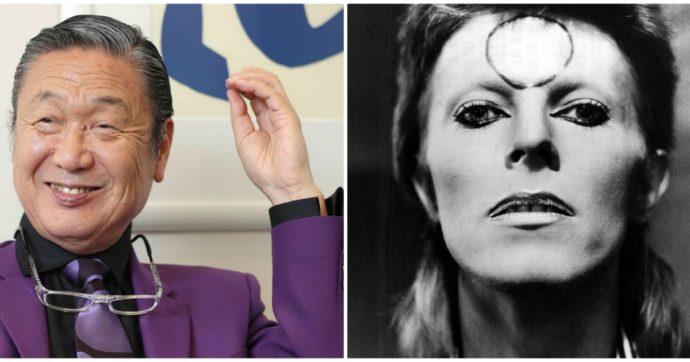 Morto Kansai Yamamoto, lo stilista di David Bowie stroncato da una leucemia: suoi gli abiti di Ziggy Stardust