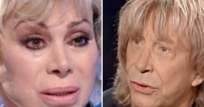"""Enzo Paolo Turchi e Carmen Russo in lacrime: """"Sono morte due sorelline, una a 18 mesi e una a 11 anni"""""""