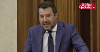 """Camici Lombardia, Salvini: 'Non rispondo ai cronisti, non parlo di fantasie. Fontana accusato perché mamma ha lasciato eredità in Svizzera"""""""