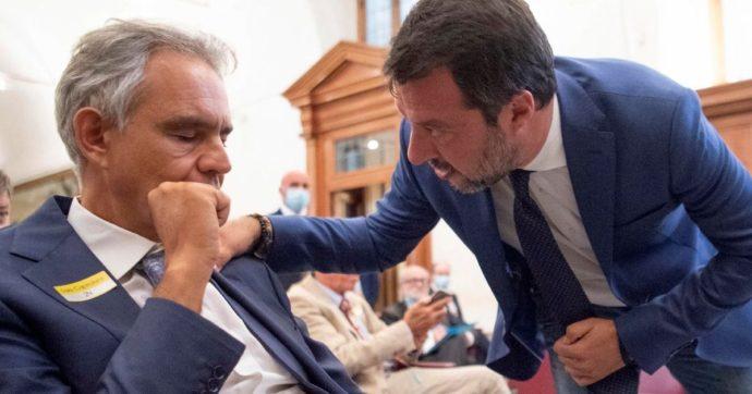 Bocelli, Salvini e Sgarbi: chi dobbiamo ringraziare per la disinformazione?