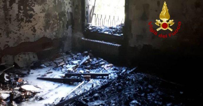 Esplode la batteria di una bici elettrica: incendio in un appartamento di Padova