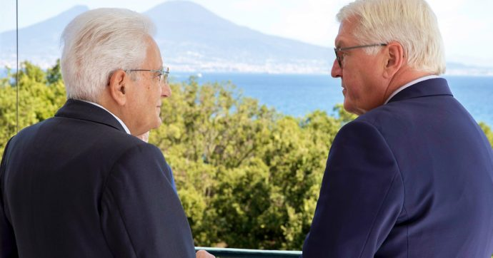 """Mattarella e Steinmeier, lettera dei due capi di Stato: """"Collaborazione italo-tedesca centrale per Europa forte. Coesione è fondamentale"""""""