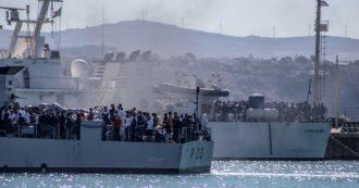 """Migranti, nella notte continuano gli sbarchi in Sicilia. Di Maio: """"Paesi Ue riprendano con le redistribuzioni"""". Zingaretti: """"Ora governo agisca in modo adeguato"""""""
