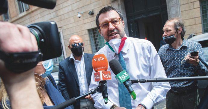 """Matteo Salvini: """"Palazzo Chigi non risponde ai miei legali per atti su caso Gregoretti"""". La replica: tutto inviato lo scorso 3 luglio"""