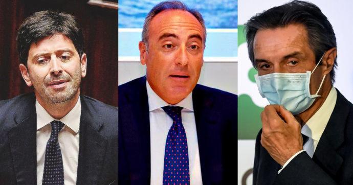 L'audio inedito tra Fontana, Gallera e il ministro Speranza sulla zona rossa nella bergamasca. Ecco cosa si dissero il 4 marzo