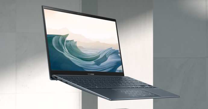 ASUS, i nuovi notebook Zenbook 13 e 14 sono ancora più sottili e leggeri