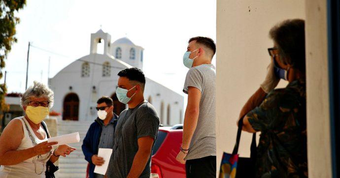 Grecia, c'è qualcosa di anomalo nell'allarmismo che si sta diffondendo sul Covid