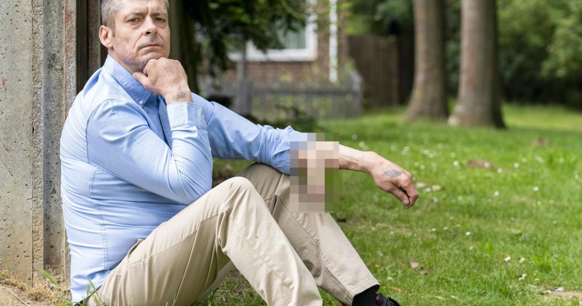 il pene maschile viene il pene si alza meno spesso