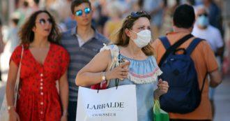 """Coronavirus, in Francia mascherine obbligatorie all'aperto in 69 comuni. Iran, """"più di 42mila morti: il triplo della cifra ufficiale"""""""