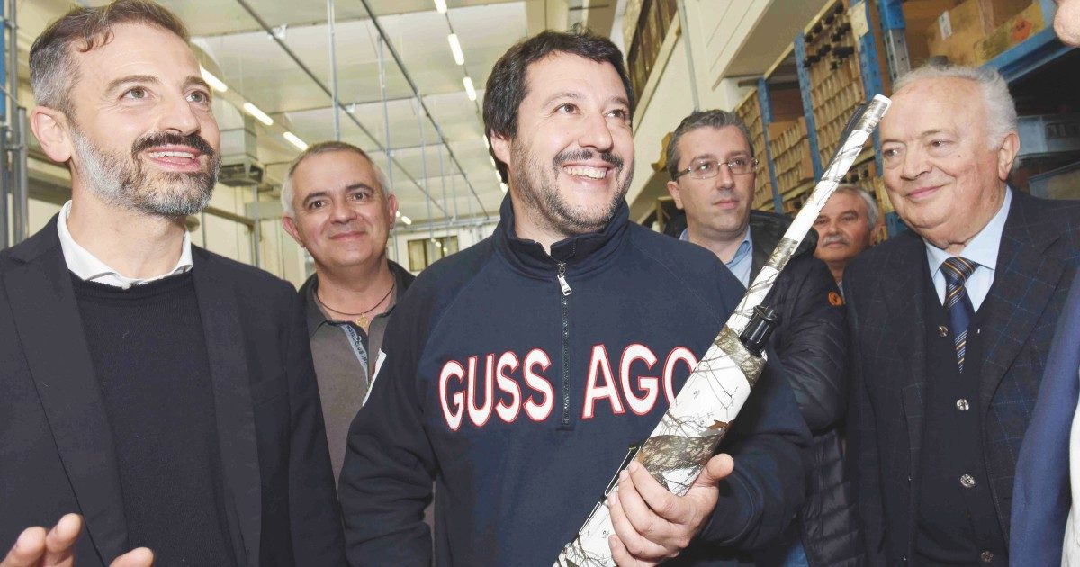 Borghesi, l'uomo che sussurra ai contabili di Capitan Salvini