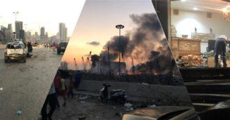 """Esplosione a Beirut: centinaia di feriti in cerca di cure, ma il ricovero è solo per chi è a rischio di morte immediata. """"Siamo disperati, aiutateci"""""""