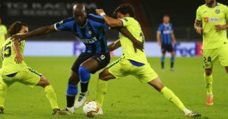 Inter-Getafe 2-0, decidono Lukaku ed Eriksen: i nerazzurri sporchi, brutti e cattivi, così passano ai quarti di Europa League
