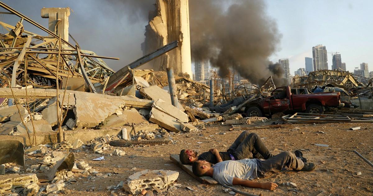 "Beirut, 113 morti accertati e 4mila feriti: ""300mila persone senza casa"" thumbnail"
