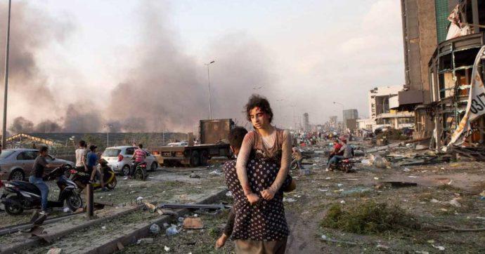 Beirut, troppe cose non quadrano: ora la rabbia è tanta e la sfiducia totale