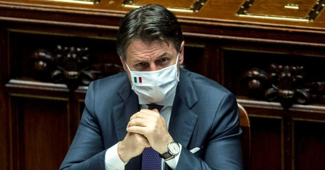 """Il premier Conte: """"Una sciocchezza che io abbia mentito a pm su Alzano e Nembro. Voterò sì a referendum sul taglio dei parlamentari"""". E del ponte sullo Stretto dice: """"Pensare a struttura sottomarina"""""""