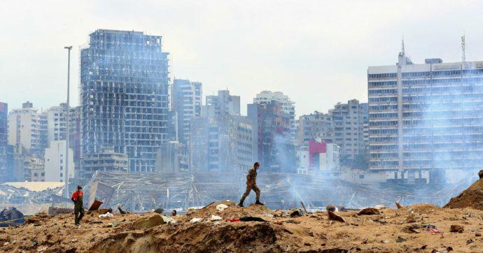 Beirut, una donna italiana tra le vittime dell'esplosione. Altri dieci connazionali feriti