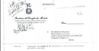 Verbali del comitato scientifico pubblicati sul sito della Fondazione Einaudi, ecco cosa c'è scritto negli atti che erano segreti