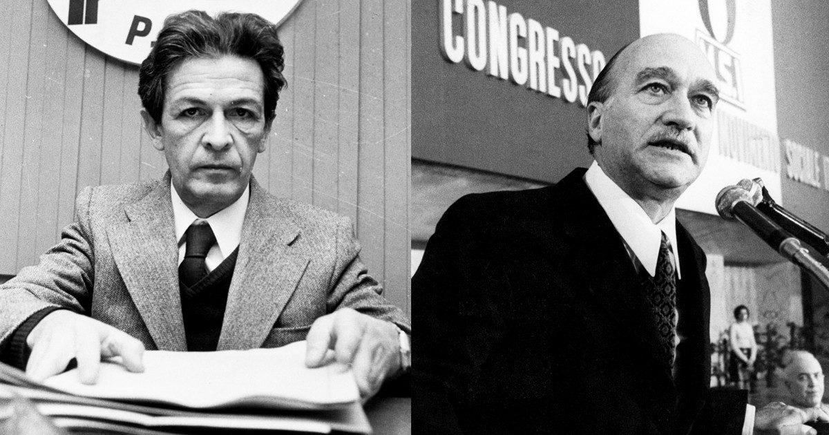"""Piazza con Almirante, i figli di Berlinguer contro: """"Così si azzerano storia e memoria"""""""