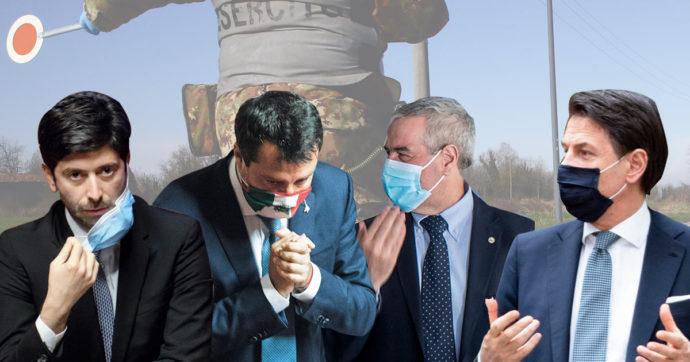 In Edicola sul Fatto Quotidiano del 7 Agosto: Cade il segreto sul Cts, per ora smentito Salvini
