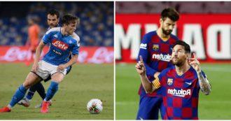 """Barcellona-Napoli, la sfida dopo il pareggio dell'andata. Gattuso: """"Scaleremo l'Everest"""". Ecco dove vederla e a che ora"""