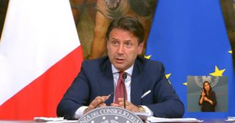 Red zone Alzano and Nembro: reconstruction of government decisions by Prime Minister Conte - video