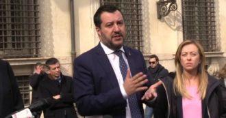 """Per Salvini """"Conte sequestrò mezza Italia senza motivo"""". Il 10 marzo (a lockdown in corso) lui diceva: """"Chiudere tutto da nord a sud"""" – Video"""
