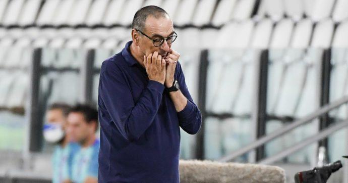 Maurizio Sarri, sembra che l'italico mondo del pallone sia entrato in una fase di ripensamento