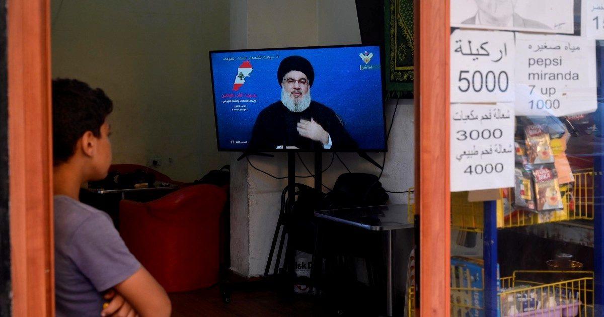 """""""Hezbollah è solo un peso. Il governo se ne libererà"""""""