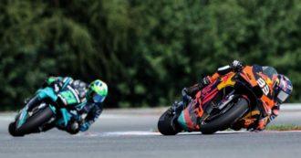 Moto Gp, risultati a sorpresa, Binder su Ktm vince la gara di Brno. Morbidelli secondo, Rossi quinto