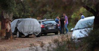 Viviana Parisi, marito e familiari sul luogo del ritrovamento del corpo. Cani molecolari perlustrano le campagne in cerca di Gioele