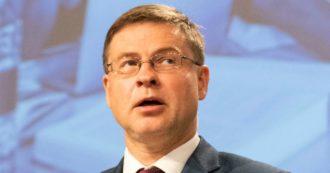 Il vicepresidente Ue Dombrovskis sarà anche commissario al Commercio. Prende il posto di Hogan che ha violato le regole anti Covid
