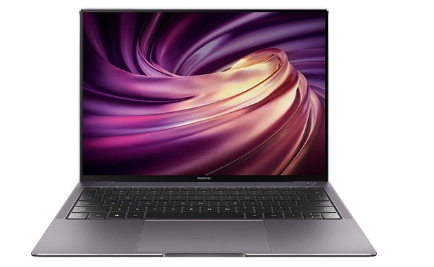 Huawei MateBook X Pro, notebook 13 pollici leggero e potente, con sconto di 300 euro su Amazon