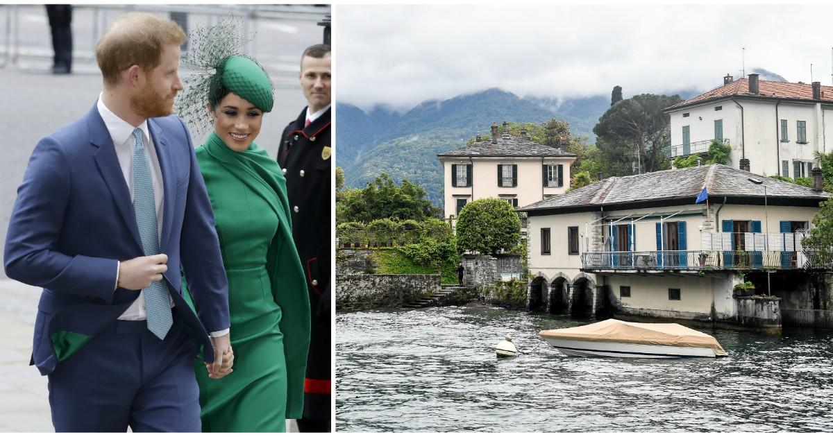 Harry E Meghan In Vacanza Nella Villa Di George Clooney Sul Lago Di Como Tra Bagni In Piscina E Corse In Moto Il Fatto Quotidiano