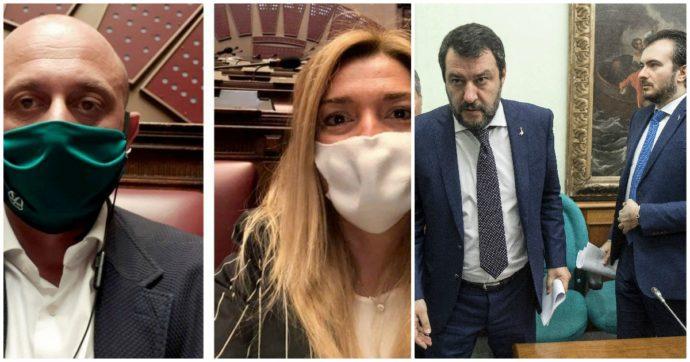 """Bonus 600 euro, caccia ai nomi dei deputati: i sospetti sui leghisti Dara e Murelli. M5s: """"La lista si allunga e il Carroccio trema"""""""
