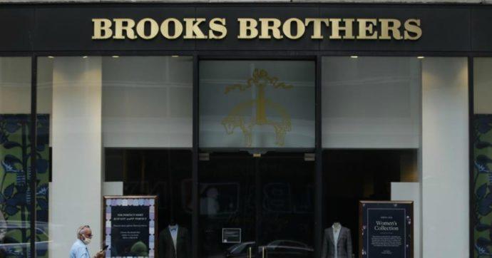 Le camicie Brooks Brothers trovano un salvatore. Vendita a Sparc entro fine mese