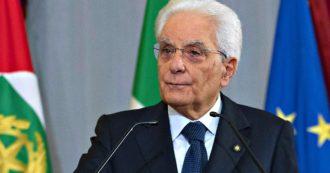 """Mattarella risponde a Boris Johnson: """"Anche noi italiani amiamo la libertà, ma abbiamo a cuore anche la serietà"""""""