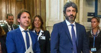"""Tridico parlerà alla Camera venerdì 14 agosto sul caso bonus 600 euro. Fico: """"E' la sede opportuna, i deputati potranno fare domande"""""""