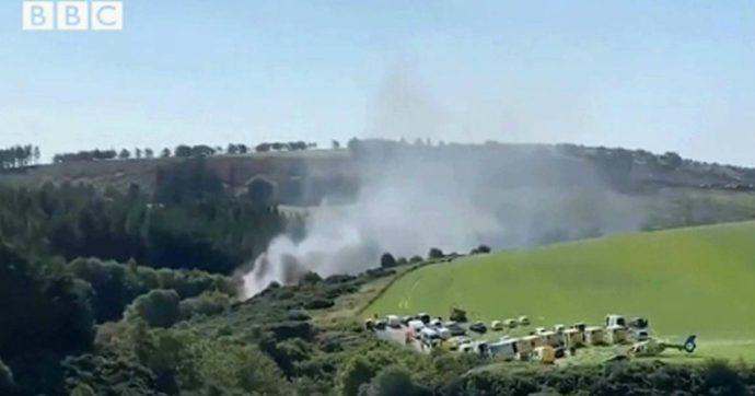 Scozia, morte tre persone per il deragliamento di un treno. Sei sono state portate in ospedale
